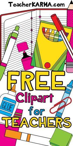Marker clipart preschool