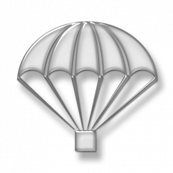 Parachute clipart transparent