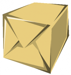 Parcel clipart cardboard box