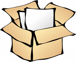 Parcel clipart packet