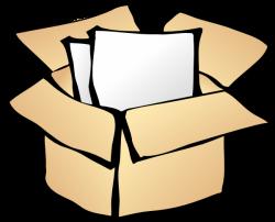 Parcel clipart packet
