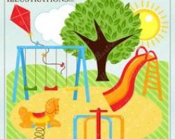 Playground clipart gambar