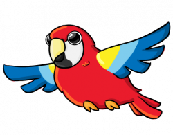 Toucan clipart baby parrot