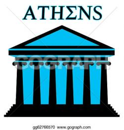 Monument clipart parthenon