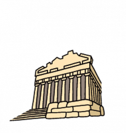 Parthenon clipart pyramid giza