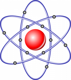Nuclear clipart particle