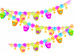 Paper Lantern clipart birthday party decoration