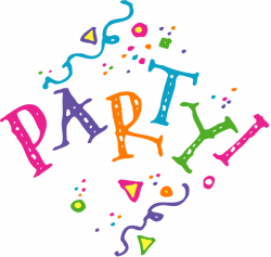 End clipart summer party