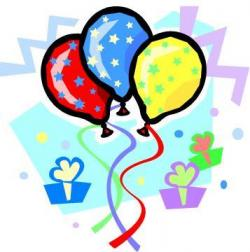 Celebration clipart anniversary party