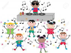 Disco clipart disco party