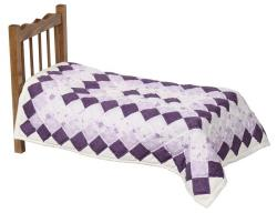 Bed clipart bed quilt