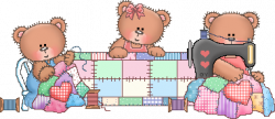 Patchwork clipart cute