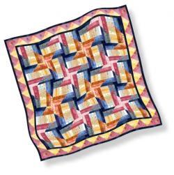 Patchwork clipart quilt border