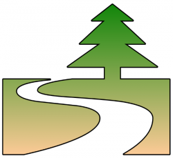 Pathway clipart cartoon