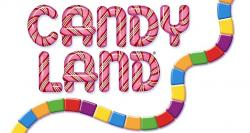 Pathway clipart candyland