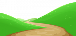Valley clipart cartoon