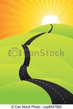 Way clipart journey