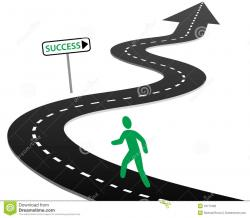 Curve clipart pathway