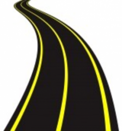Highway clipart cartoon