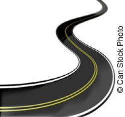 Way clipart race track road