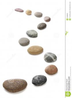 Pebble clipart stone