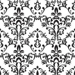 Damask clipart fancy