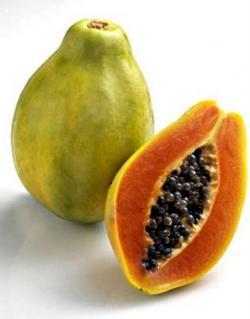Papaya clipart pawpaw