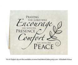 Peace clipart condolence