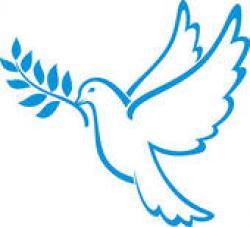 Peace clipart kabootar