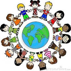 Peace clipart planet earth
