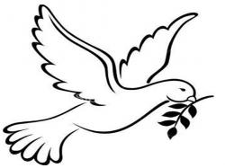Tranquility clipart holy spirit