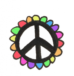 Peace clipart tumblr transparent
