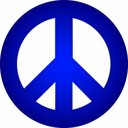 Hippies clipart peace sign