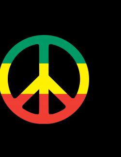 Rasta clipart symbol