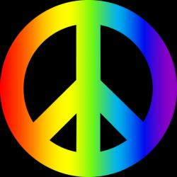 Peace Sign clipart original