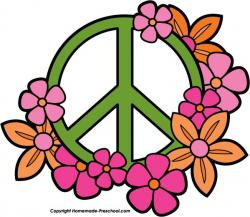 Peace Sign clipart unique