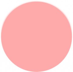 Peach clipart circle