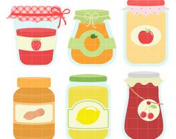 Peanut Butter clipart food container
