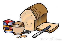 Jellie clipart penut butter