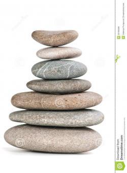 Zen clipart rock pile