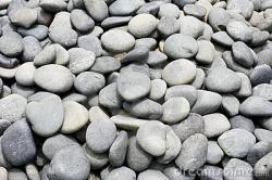 Pebbles clipart gray