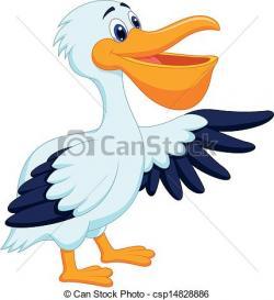 Bird clipart pelican