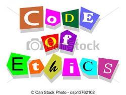 Coding clipart ethics