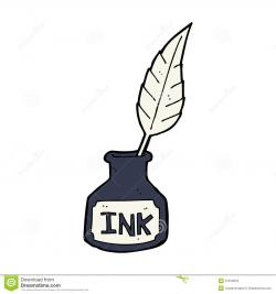 Pen clipart ink bottle