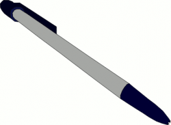Pen clipart public domain