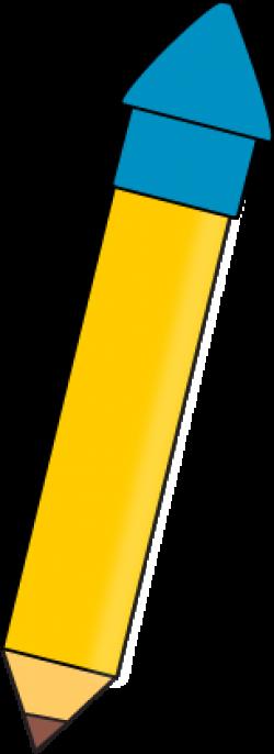 Yellow clipart eraser