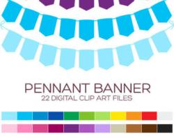 Pendent clipart circus banner