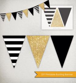 Triangle clipart graduation banner