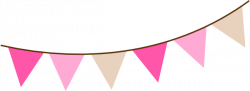 Triangle clipart pink triangle