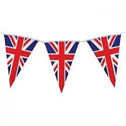 Union Jack clipart banner